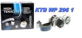 Dayco KTBWP2961 - kits distribución con bomba vag tdi