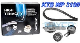 Dayco KTBWP3100 - Kits Distribución Motor Psa, Ford , Mazda y Toyota 1400 hdi