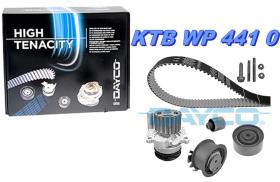 Dayco KTBWP4410 - Kits distribución con bomba tdi volkswagen 2.0 tdi 140cv bre