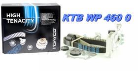 Dayco KTBWP4600 - kit distribucion con bomba renault megane 14 16 16s