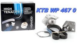 Dayco KTBWP4670 - kit distribucion con bomba renault f9q dci