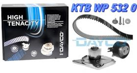 Dayco KTBWP5320 - kits distribucion con bomba renault-nissan-dacia dci 123dien