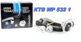 Dayco KTBWP5321 - kits distribucion bomba renault-nissan-dacia dci 03>