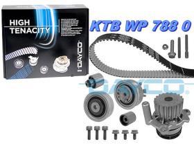 Dayco KTBWP7880 - Kits distribución con bomba de agua  VAG 20TDI 103KW