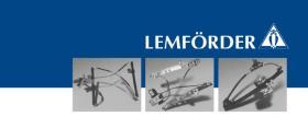 Rótulas y Brazos Suspension direccion  Lemförder