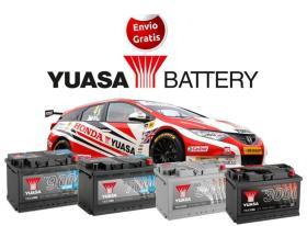 Gama Professional YBX3000 Estandar - 2 Años Garantia   Yuasa