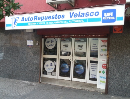 Auto Repuestos Velasco