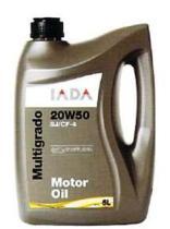 Iada 30506 - ACEITE ADRAX SYNTHETIC 10W40 5 L.