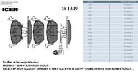 Icer Brakes 181349000