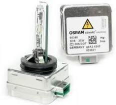 Osram 66340 - Lámpara descarga Xenón.D2R 12 35 PK32D-3