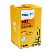 PHILIPS 9005PRC1 - lampara blister HB3 9005 PR 12V 65W P20D B1 12V 65W