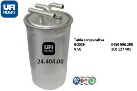 Ufi Filtros 2440400