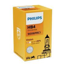 PHILIPS 9006PRC1 - HB4 VISION BLISTER B1 12V 55W P22D