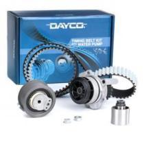 Dayco KTBWP2961 - Kit distribucion con bomba de agua Vag motor ATD