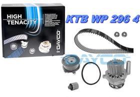 Dayco KTBWP2964 - kits distribución con bomba vag tdi