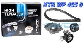 Dayco KTBWP4550 - Kits distribución motor con bomba de agua Psa hdi 2.0