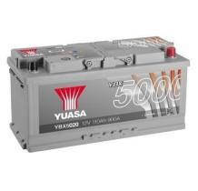 Yuasa YBX5020 - BATERIA 12V 65AH 550A SILVER +DC 232X175X225