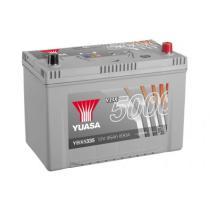 Yuasa YBX5335 - Batería Premiun 12V 95AH 830A 303X174X222 T1