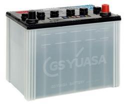 Yuasa YBX7030 - BATERIA 12V 60AH 560A EFB START STOP  243X175X190
