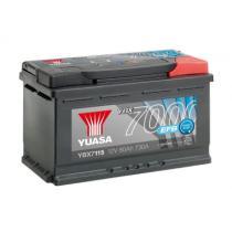 Yuasa YBX7115 - BATERIA 12V 75AH 730A YUASA EFB START STOP