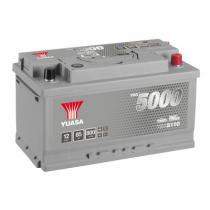 Yuasa YBX5110 - Batería Premiun 12V 75AH 710A 278X175X175 +Dcha.