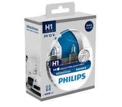 PHILIPS 12258WHVSM - LAMPARA H1 BLISTER VISION 12 55 P14,5S