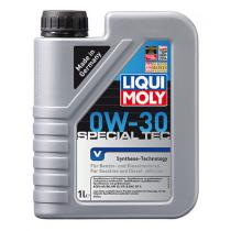 Solución Líquida 2852 - Aceite Liqui moly  TOP TEC 4310 0W30 5L C2 PSA FIAT