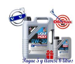 Solución Líquida 2853 - ACEITE SPECIAL TEC V 0W30 1L A5/B5 VOLVO