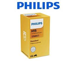 PHILIPS 12580C1 - LAMPARA P21/5W CAJA CP 12V 21/5W BAY15D