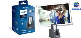 PHILIPS LPL62X1 - Lámpara de Trabajo Leds Frontal