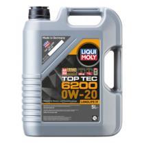 Solución Líquida 20789 - ACEITE MOTOR TOP TEC 6100 0W-30 5 L. C2 LL 12FE BMW