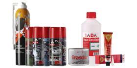 Productos para mantenimiento IADA  Iada