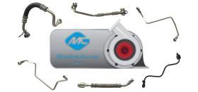 Componentes lubrificacion motor  Metal Caucho