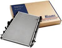 Radiador Motor  Nissens