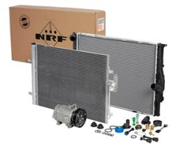 Radiador Motor  NRF
