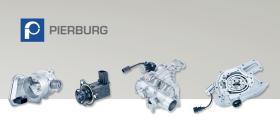 Componentes de inyección alimentación  PIERBURG