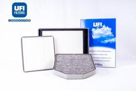Filtros Ufi combustible inyección    Ufi Filtros