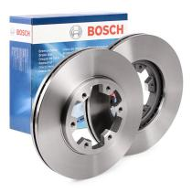 Discos de Frenos  Bosch