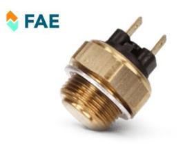 Termocontacto ventilador radiador  Fae Componentes Electromecánicos