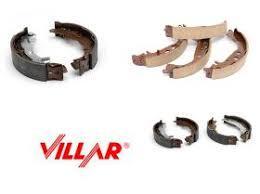 Zapatas de frenos  Villar