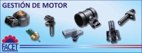 Sensor  Facet Componentes electromecanicos