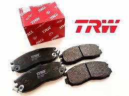 Pastillas de Frenos  TRW