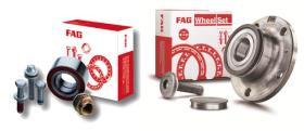 Kit rodamientoss rueda  Fag