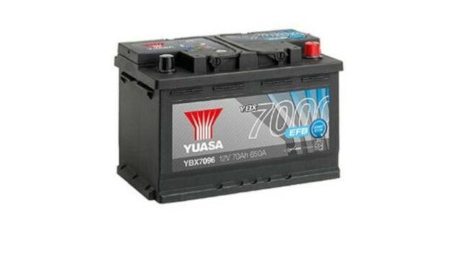 Baterías EFB de Yuasa