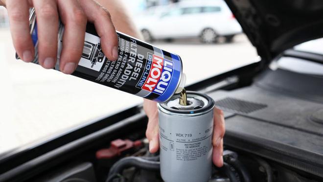 Aditivo Pro-Line Filtro Diesel