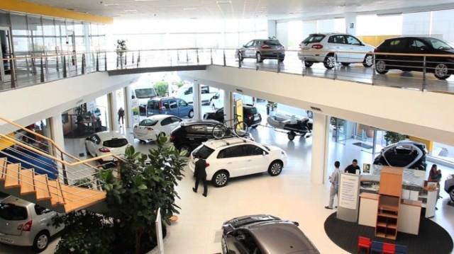 En 2013 se venderán menos coches nuevos que en 1986