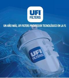 Ufi proveedor técnico de fórmula uno
